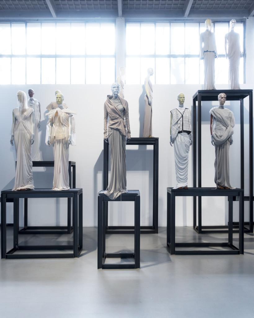 Rick Owens, La Triennale di Milano