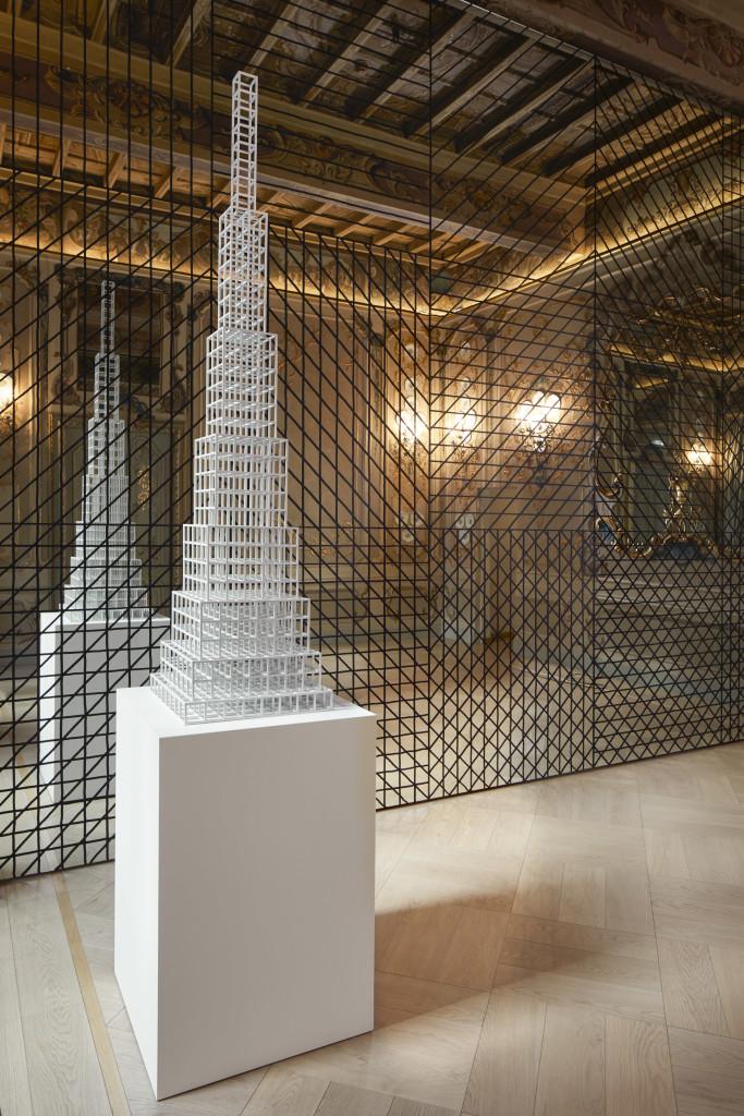 Sol LeWitt, Fondazione Carriero