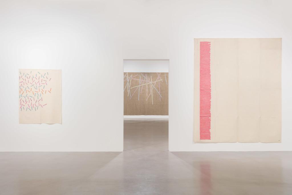 Giorgio Griffa, Camden Arts Centre