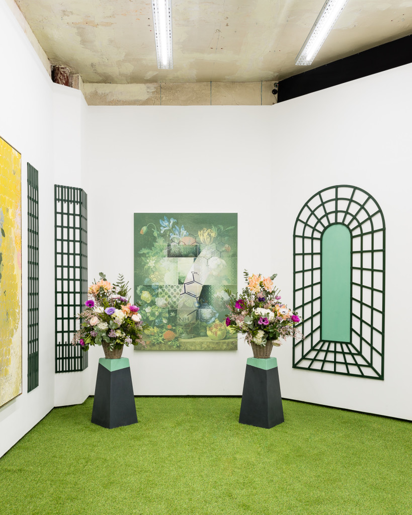 Michael Bevilacqua, Galerie PACT