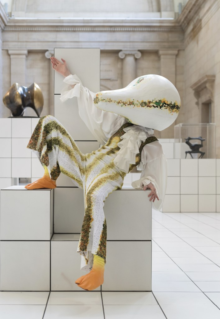 Anthea Hamilton, Tate Britain