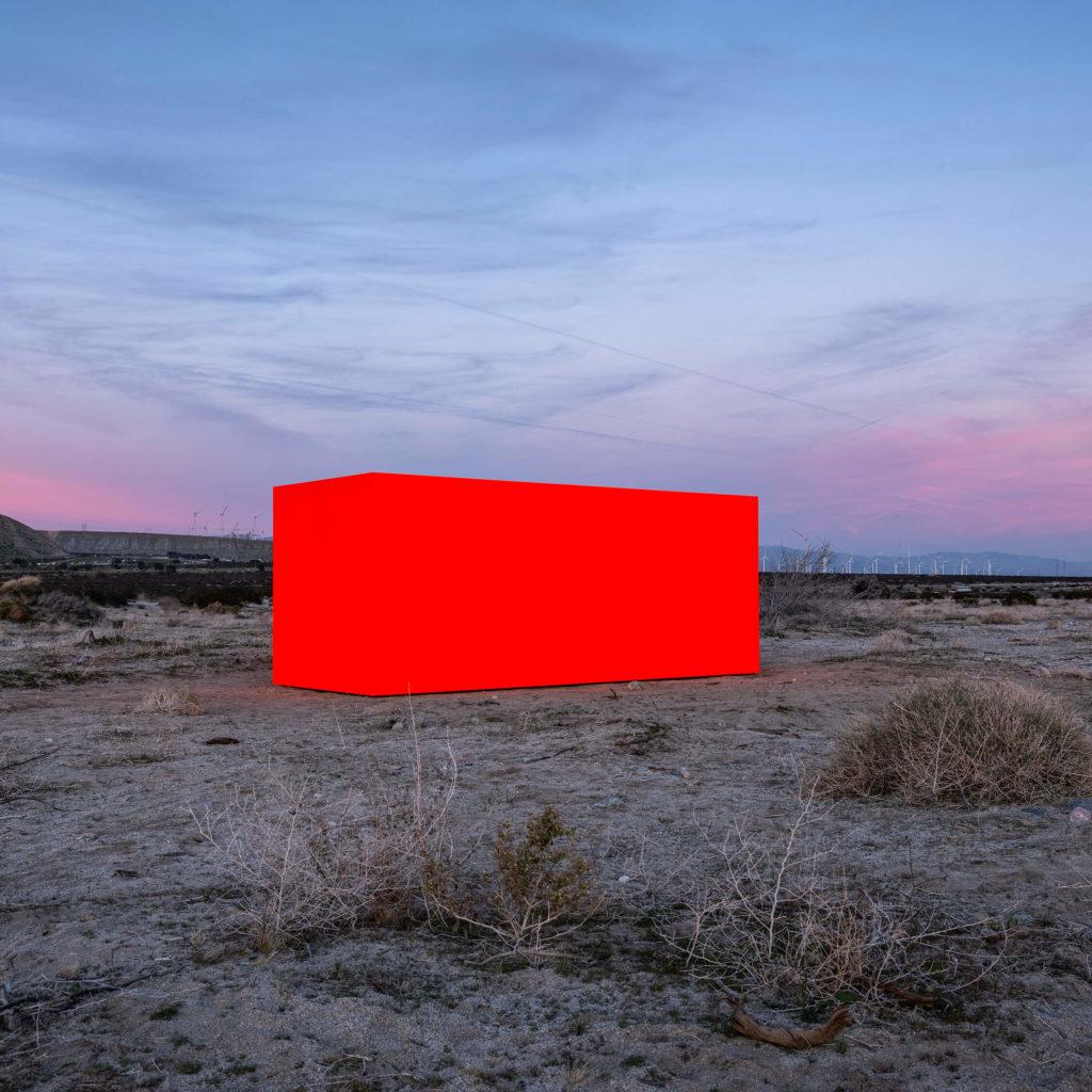 Sterling Ruby-Specter-Desert X