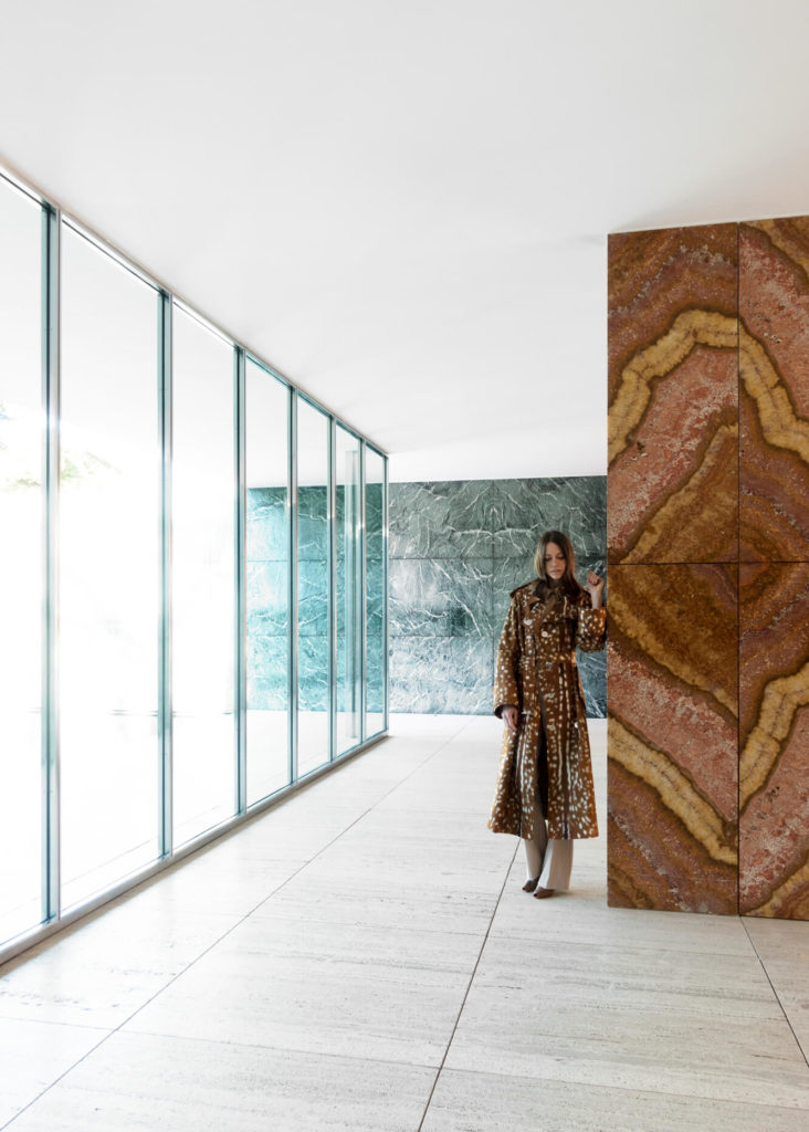 Barcelona Pavilion-Mies van der Rohe-Lilly Reich