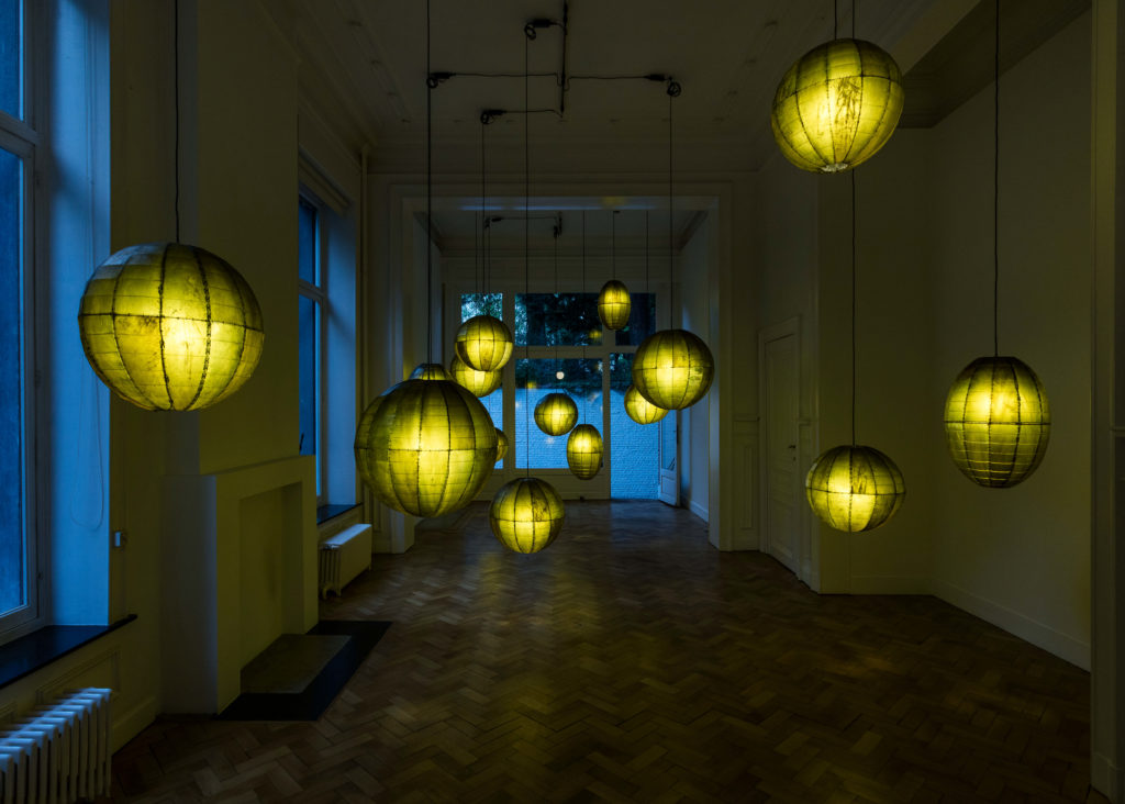Anicka Yi-Gladstone Gallery-Brussels