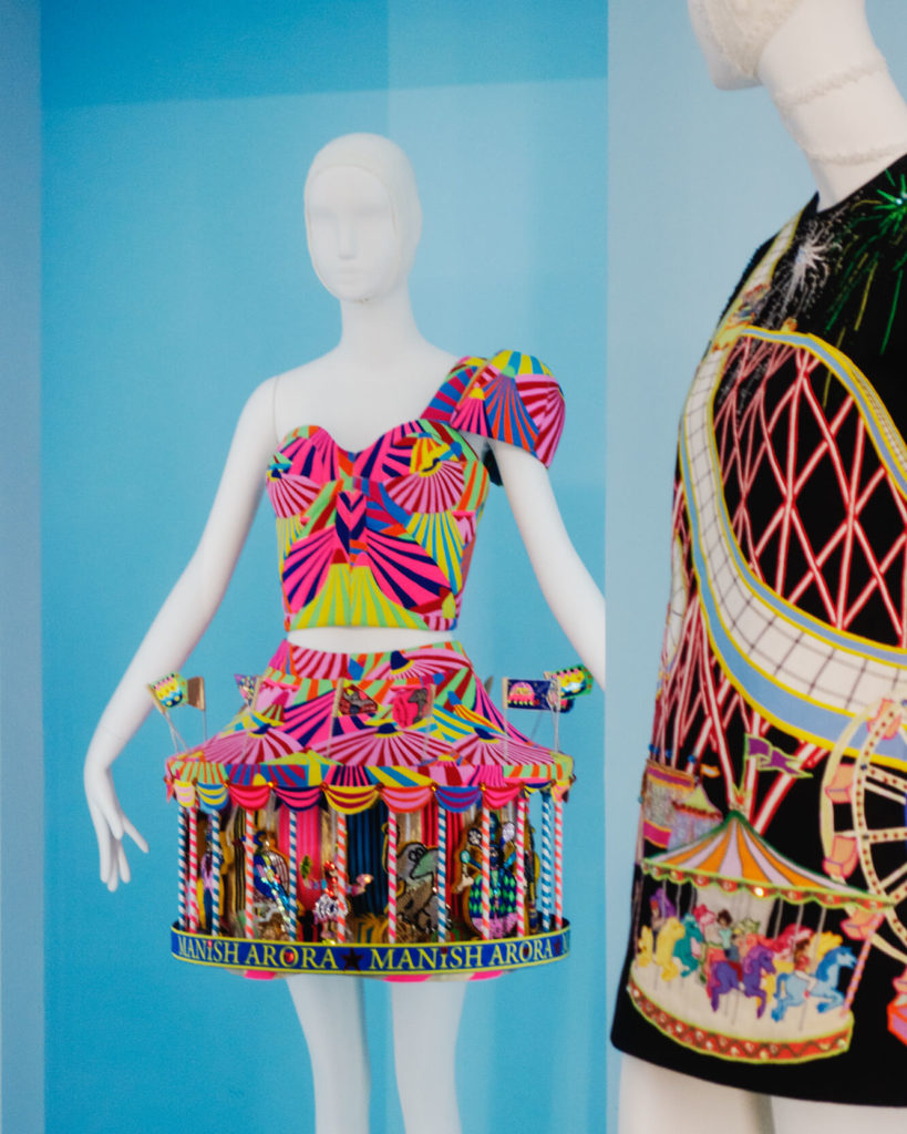 The Met-Camp Notes on Fashion-Manish Arora-Costume Institute