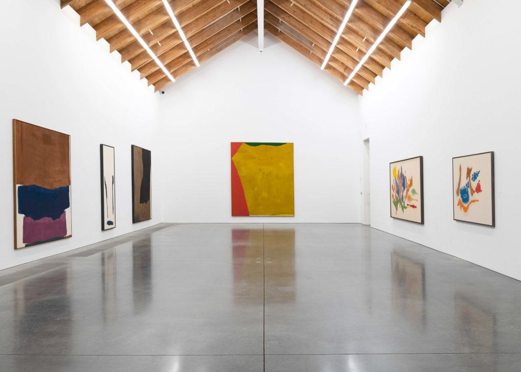 Helen Frankenthaler-Parrish Art Museum