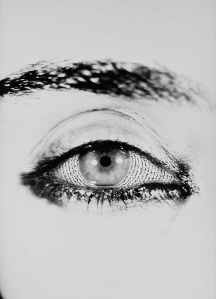 Shirin Neshat-Offered Eyes-The Broad-Women of Allah