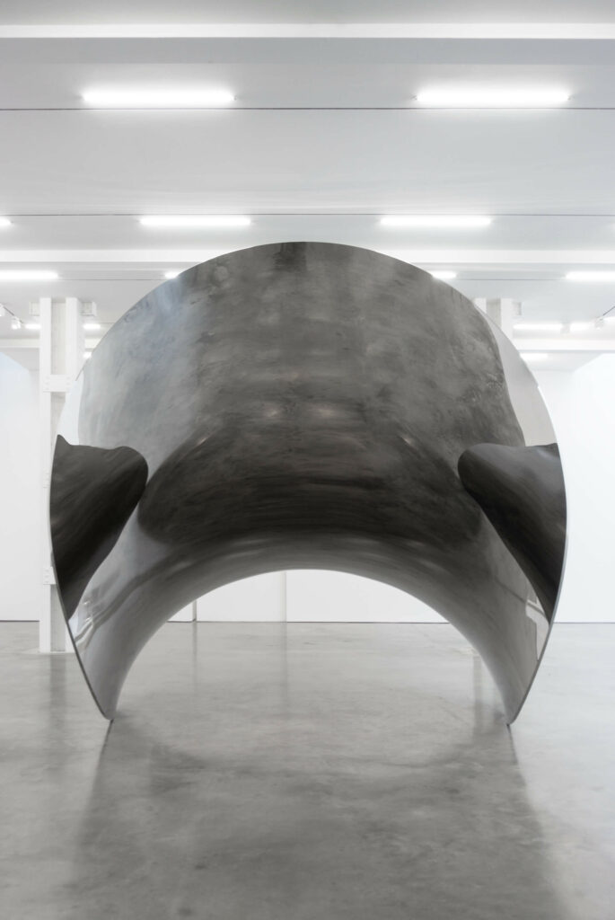 Anish Kapoor-Tsunami-Lisson Gallery