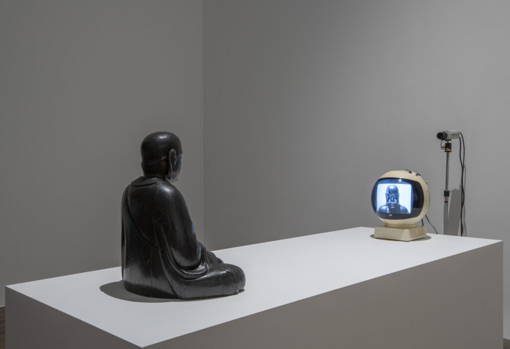 Nam June Paik-TV Buddha-Tate Modern