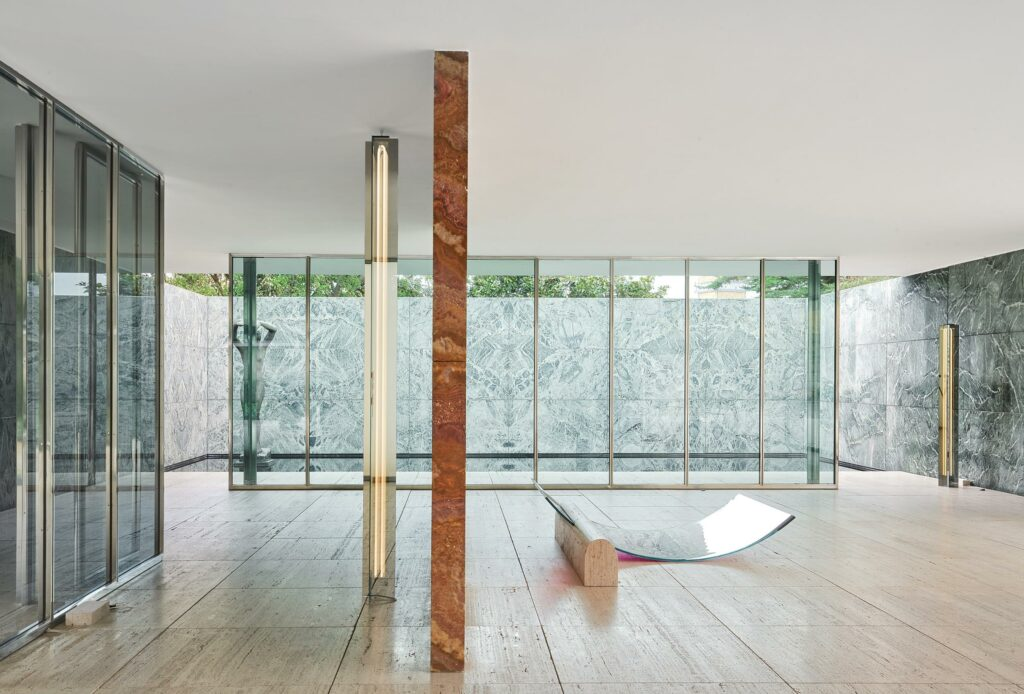 Sabine Marcelis-Mies van der Rohe Barcelona Pavilion-No Fear of Glass