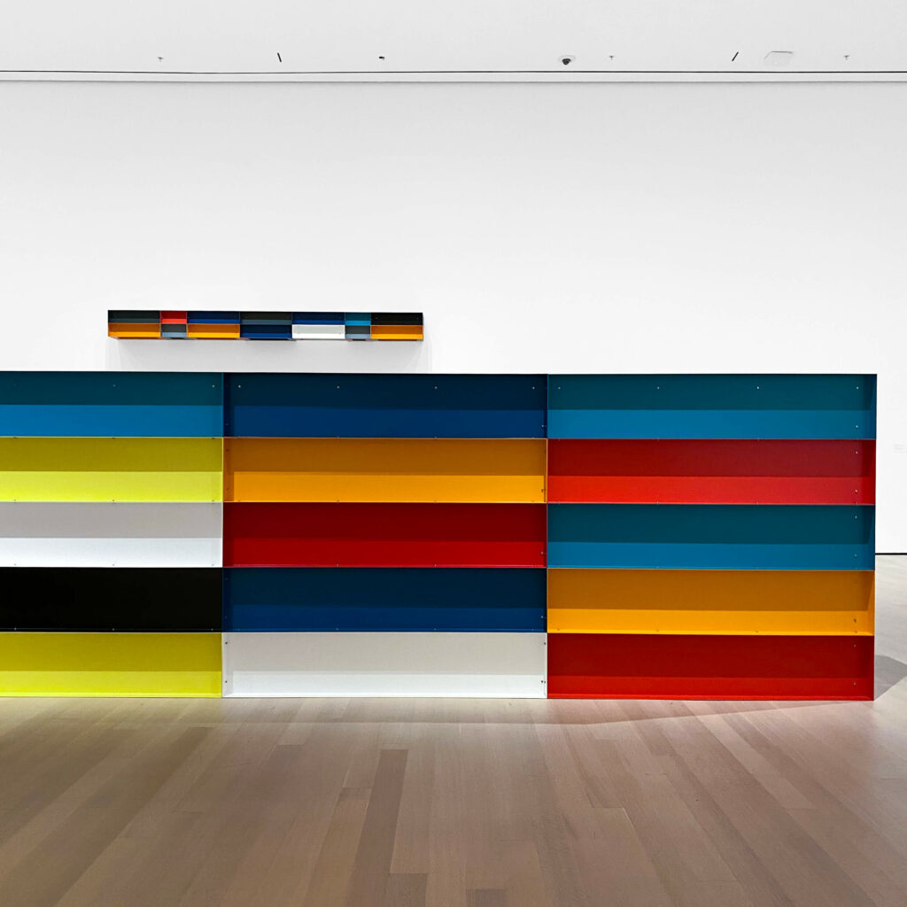 Donald Judd-The Museum of Modern Art