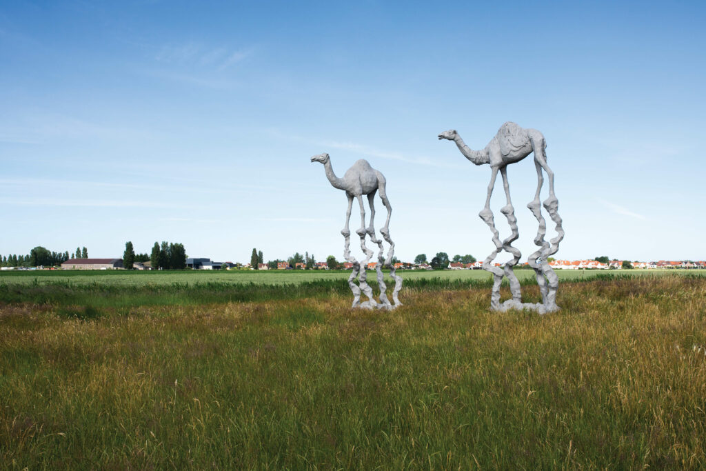 Jean-Marie Appriou-The big watcher-clearing-cwart-knokke