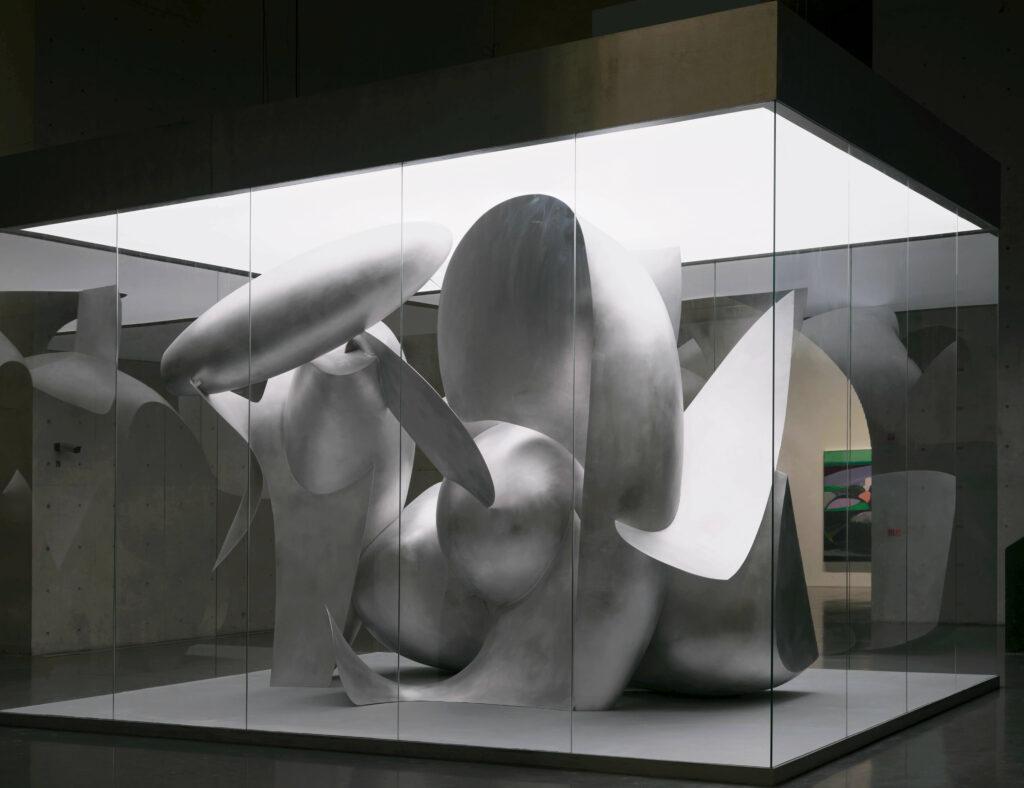 Liu Wei-Over-Long Museum West Bund