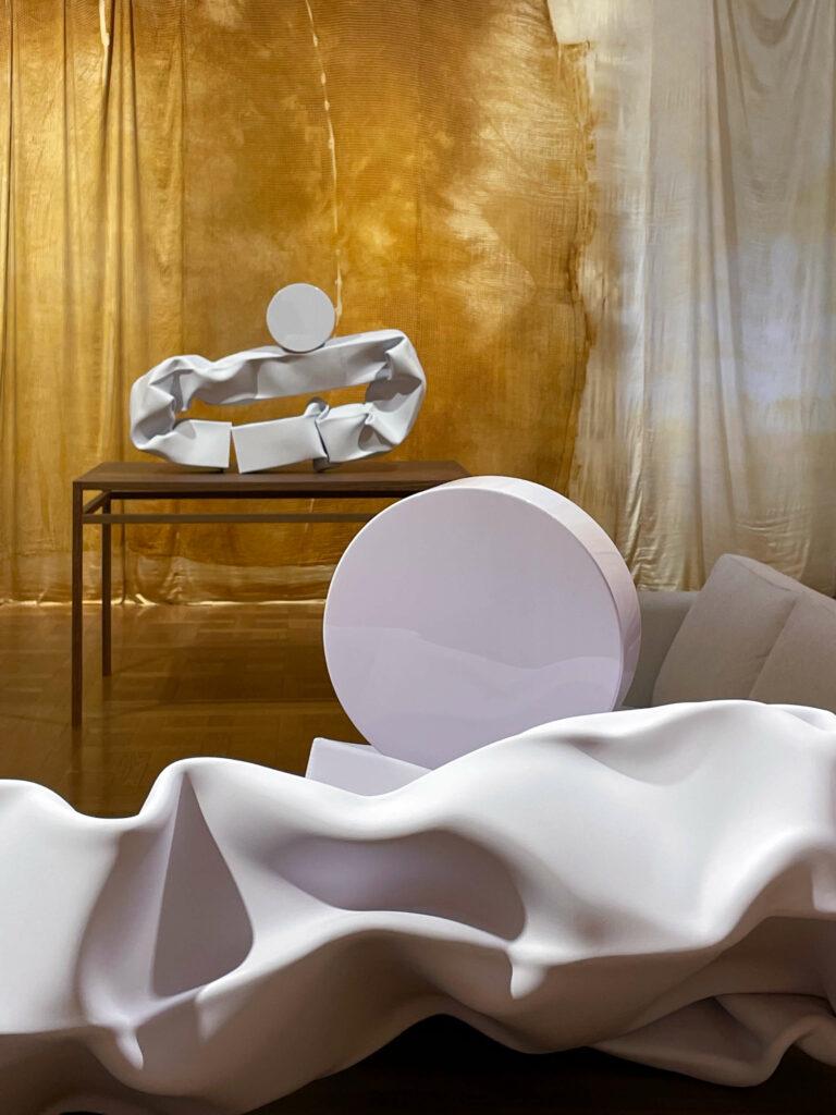 Carol Bove-Collage Sculptures-David Zwirner